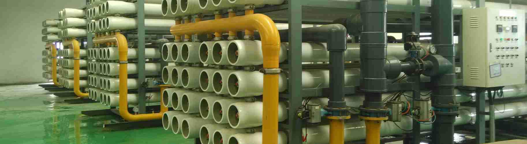 Водоподготовка питьевой и технологической воды